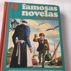Tebeos: FAMOSAS NOVELAS - VOLUMEN VI - - 1A. ED.- 1977. Lote 204531476