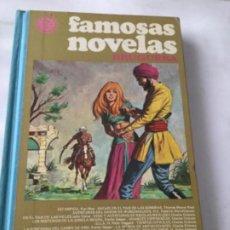 Tebeos: FAMOSAS NOVELAS - VOLUMEN XII- - 2A. ED.- 1979. Lote 204531576