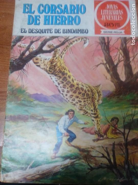 EL CORSARIO DE HIERRO NUMERO 24 (Tebeos y Comics - Bruguera - Corsario de Hierro)
