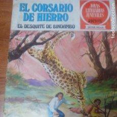 Tebeos: EL CORSARIO DE HIERRO NUMERO 24. Lote 204617202