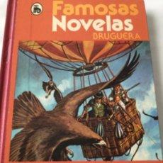 Tebeos: FAMOSAS NOVELAS- VOL. V - 4A. EDICIÓN 1982. Lote 204636336