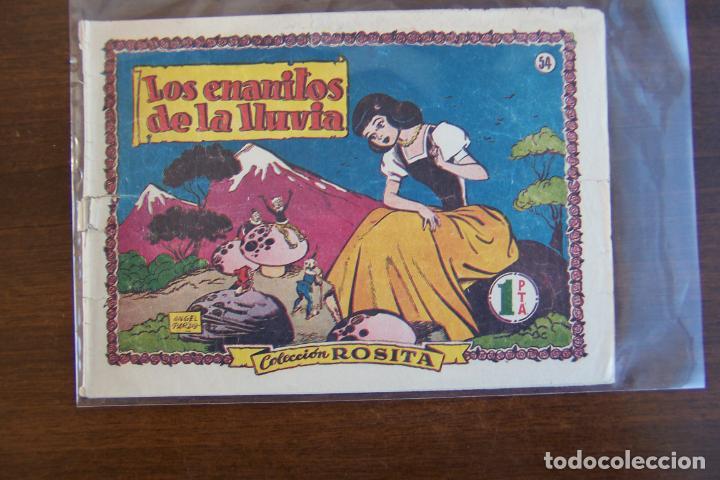 BRUGUERA ROSITA Nº 54 (Tebeos y Comics - Bruguera - Cuadernillos Varios)