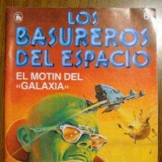 Tebeos: LOS BASUREROS DEL ESPACIO 6-SEMANARIO DE BRUGUERA NOVELADO CON VIÑETAS NUEVO 1986. Lote 204773316
