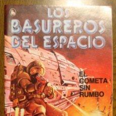 Tebeos: LOS BASUREROS DEL ESPACIO 4-SEMANARIO DE BRUGUERA NOVELADO CON VIÑETAS NUEVO 1986. Lote 204773630