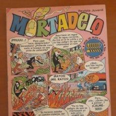 Tebeos: COMIC MORTADELO AÑO IX N°392 JUNIO 1978. Lote 204780380
