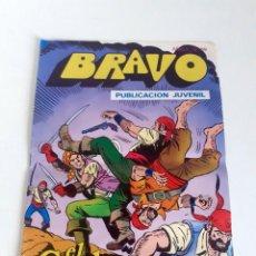 Tebeos: TEBEO BRAVO 1976 EDITORIAL BRUGUERA EL CACHORRO EL TRIUNFO DE UN HEROE Nº69 35. Lote 204807321