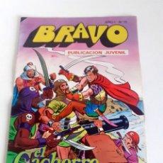 Tebeos: TEBEO BRAVO 1976 EDITORIAL BRUGUERA EL CACHORRO UNA VICTORIA PARA ABU-SEIF Nº13 7. Lote 204807913