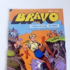 Tebeos: TEBEO BRAVO 1976 EDITORIAL BRUGUERA EL CACHORRO PIRATAS Y CANIBALES Nº57 29. Lote 204813816