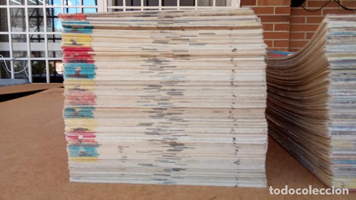 Tebeos: EL CAPITÀN TRUENO ORIGINAL AÑO 1956 COMPLETA Y SUELTA 1 AL 618 - VER TODAS LAS PORTADAS, MUY BUENA - Foto 10 - 204841075