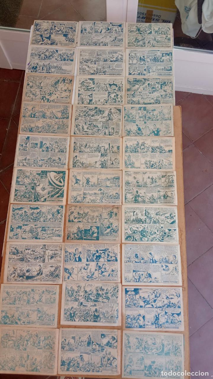 Tebeos: EL CAPITÀN TRUENO ORIGINAL AÑO 1956 COMPLETA Y SUELTA 1 AL 618 - VER TODAS LAS PORTADAS, MUY BUENA - Foto 29 - 204841075