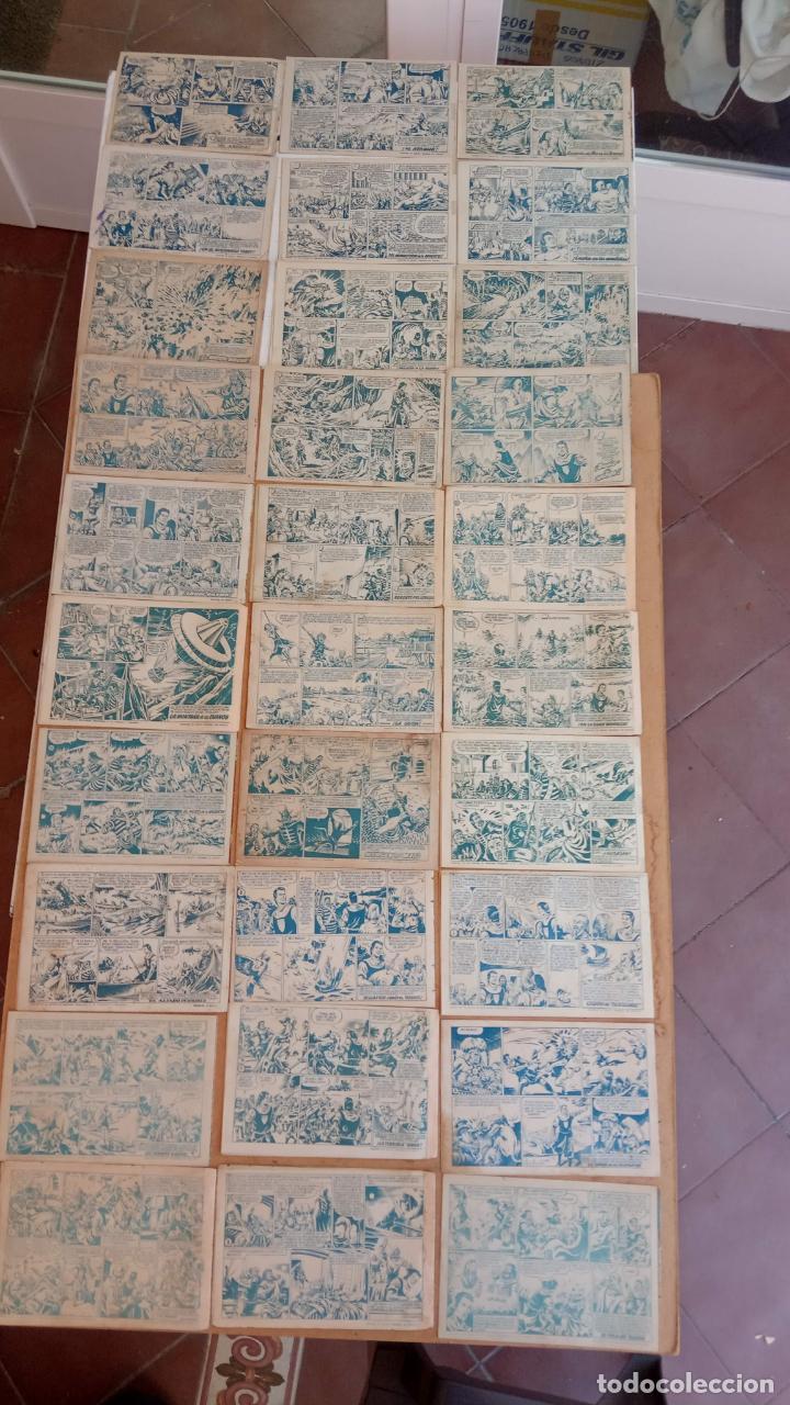 Tebeos: EL CAPITÀN TRUENO ORIGINAL AÑO 1956 COMPLETA Y SUELTA 1 AL 618 - VER TODAS LAS PORTADAS, MUY BUENA - Foto 30 - 204841075