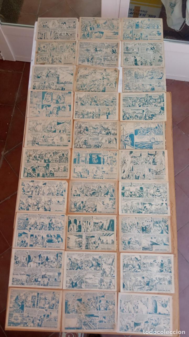 Tebeos: EL CAPITÀN TRUENO ORIGINAL AÑO 1956 COMPLETA Y SUELTA 1 AL 618 - VER TODAS LAS PORTADAS, MUY BUENA - Foto 49 - 204841075