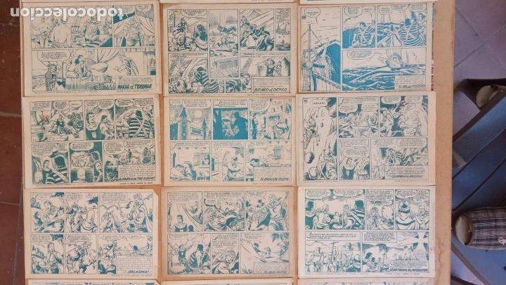 Tebeos: EL CAPITÀN TRUENO ORIGINAL AÑO 1956 COMPLETA Y SUELTA 1 AL 618 - VER TODAS LAS PORTADAS, MUY BUENA - Foto 51 - 204841075