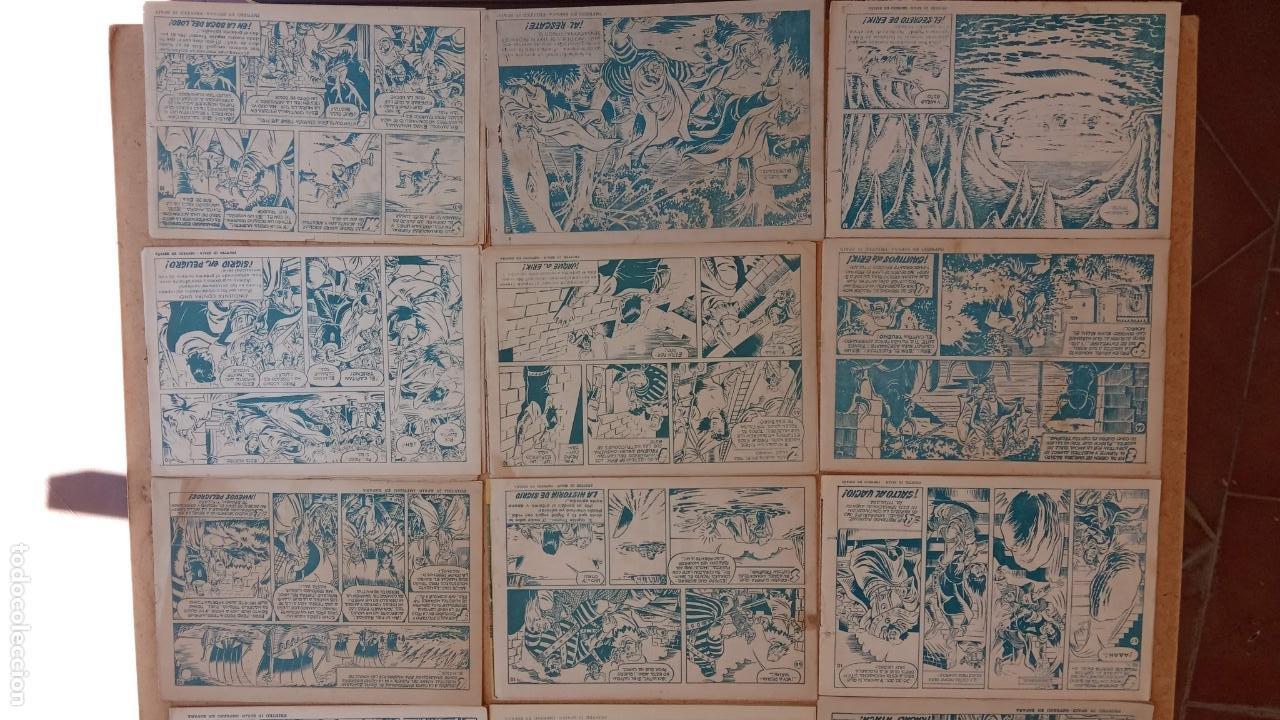 Tebeos: EL CAPITÀN TRUENO ORIGINAL AÑO 1956 COMPLETA Y SUELTA 1 AL 618 - VER TODAS LAS PORTADAS, MUY BUENA - Foto 62 - 204841075