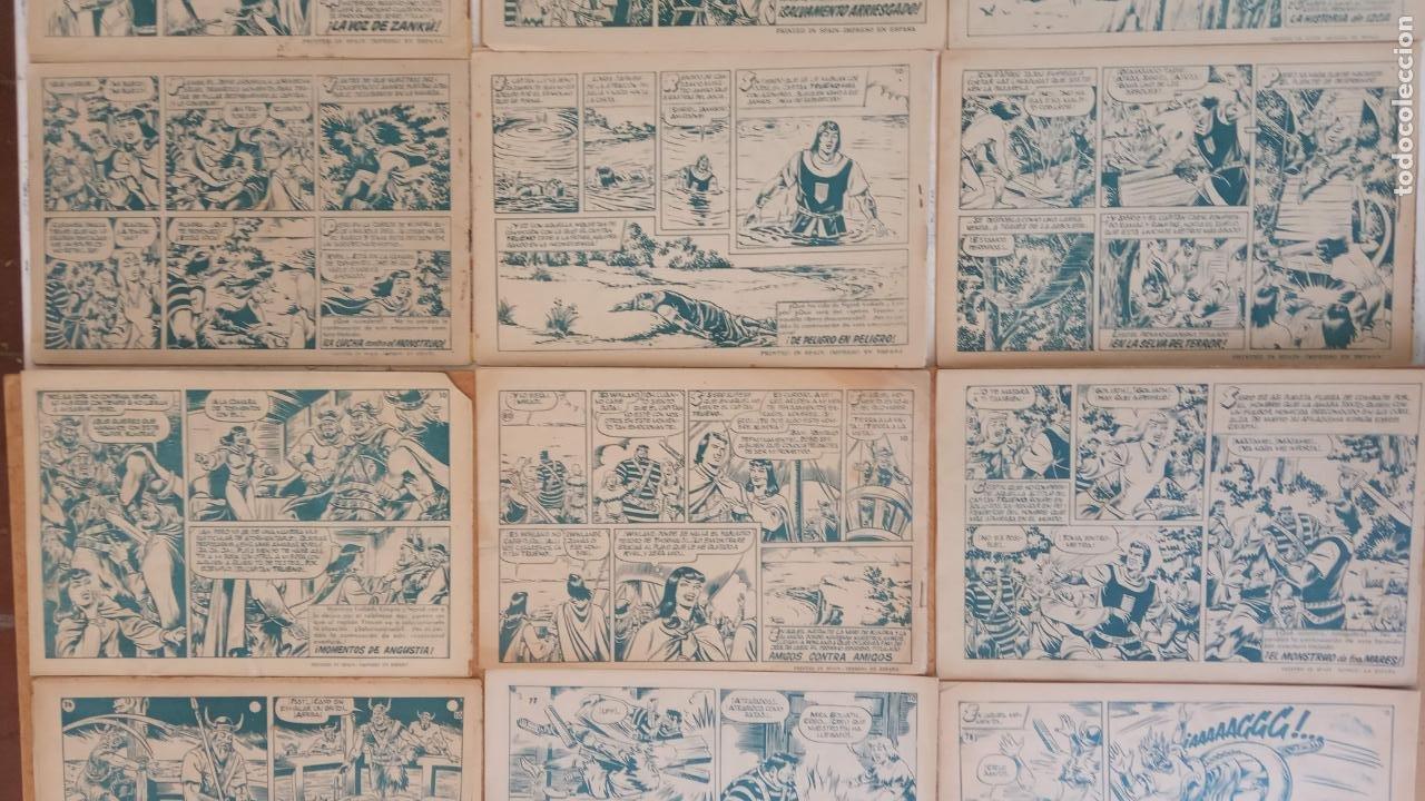 Tebeos: EL CAPITÀN TRUENO ORIGINAL AÑO 1956 COMPLETA Y SUELTA 1 AL 618 - VER TODAS LAS PORTADAS, MUY BUENA - Foto 66 - 204841075