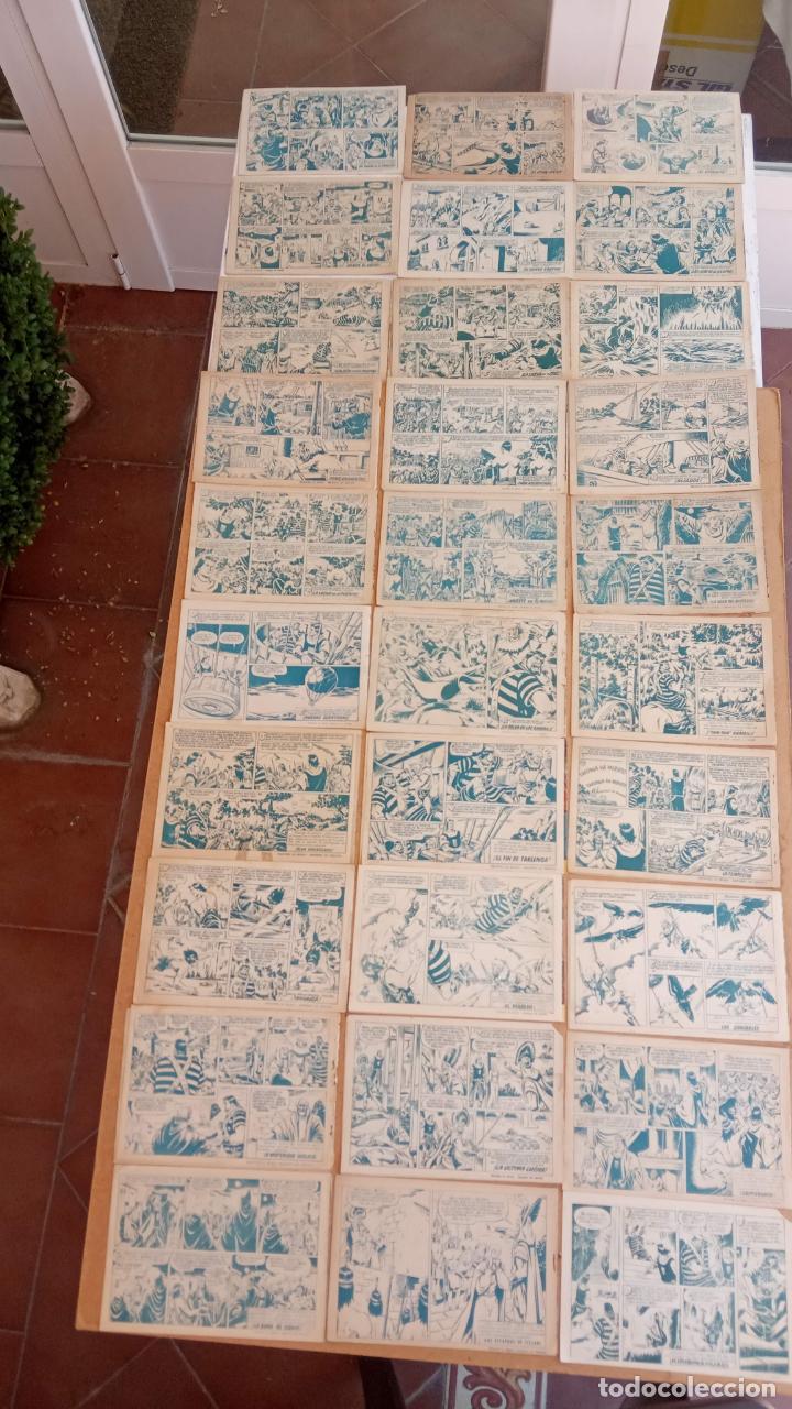 Tebeos: EL CAPITÀN TRUENO ORIGINAL AÑO 1956 COMPLETA Y SUELTA 1 AL 618 - VER TODAS LAS PORTADAS, MUY BUENA - Foto 72 - 204841075