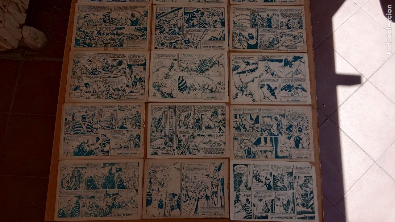 Tebeos: EL CAPITÀN TRUENO ORIGINAL AÑO 1956 COMPLETA Y SUELTA 1 AL 618 - VER TODAS LAS PORTADAS, MUY BUENA - Foto 73 - 204841075