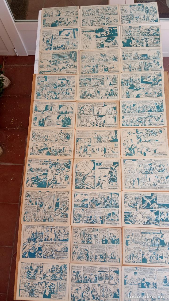 Tebeos: EL CAPITÀN TRUENO ORIGINAL AÑO 1956 COMPLETA Y SUELTA 1 AL 618 - VER TODAS LAS PORTADAS, MUY BUENA - Foto 77 - 204841075