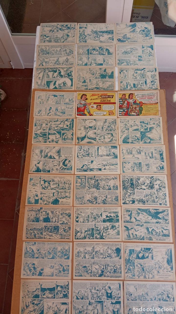 Tebeos: EL CAPITÀN TRUENO ORIGINAL AÑO 1956 COMPLETA Y SUELTA 1 AL 618 - VER TODAS LAS PORTADAS, MUY BUENA - Foto 89 - 204841075