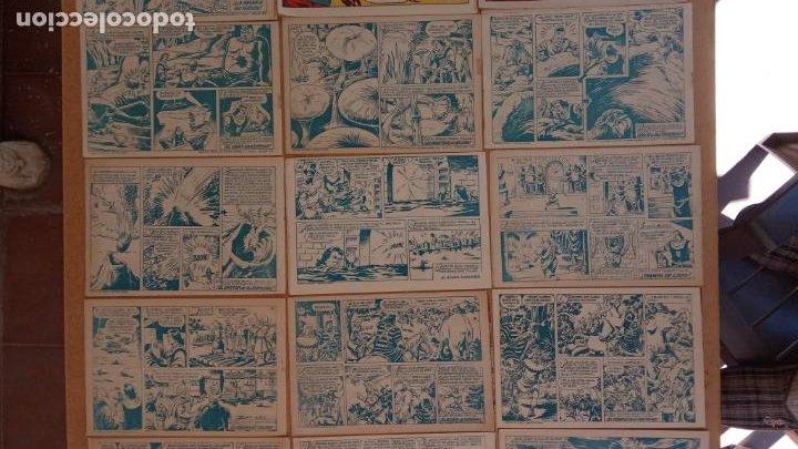 Tebeos: EL CAPITÀN TRUENO ORIGINAL AÑO 1956 COMPLETA Y SUELTA 1 AL 618 - VER TODAS LAS PORTADAS, MUY BUENA - Foto 91 - 204841075