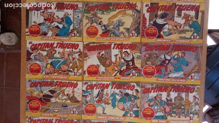 Tebeos: EL CAPITÀN TRUENO ORIGINAL AÑO 1956 COMPLETA Y SUELTA 1 AL 618 - VER TODAS LAS PORTADAS, MUY BUENA - Foto 96 - 204841075