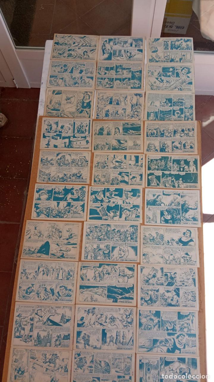 Tebeos: EL CAPITÀN TRUENO ORIGINAL AÑO 1956 COMPLETA Y SUELTA 1 AL 618 - VER TODAS LAS PORTADAS, MUY BUENA - Foto 99 - 204841075