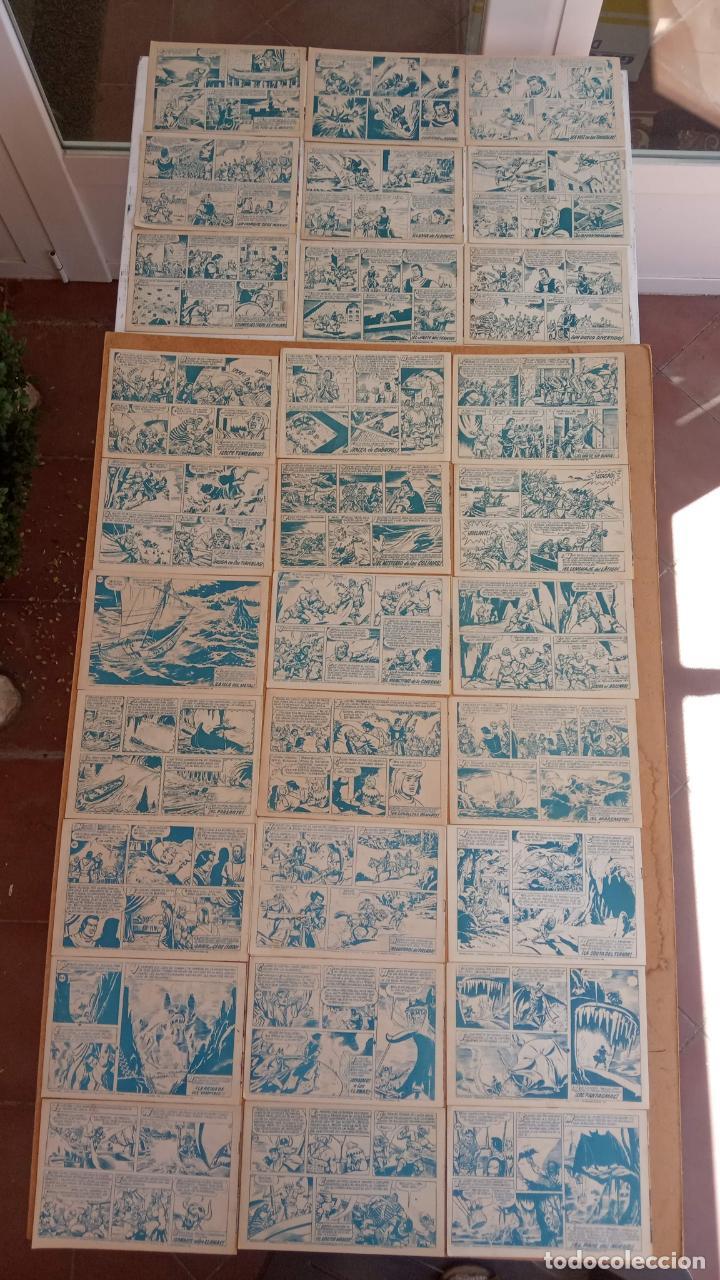 Tebeos: EL CAPITÀN TRUENO ORIGINAL AÑO 1956 COMPLETA Y SUELTA 1 AL 618 - VER TODAS LAS PORTADAS, MUY BUENA - Foto 112 - 204841075