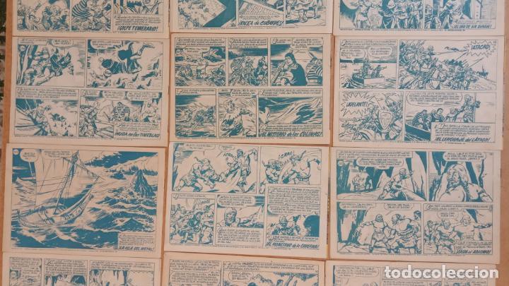 Tebeos: EL CAPITÀN TRUENO ORIGINAL AÑO 1956 COMPLETA Y SUELTA 1 AL 618 - VER TODAS LAS PORTADAS, MUY BUENA - Foto 115 - 204841075
