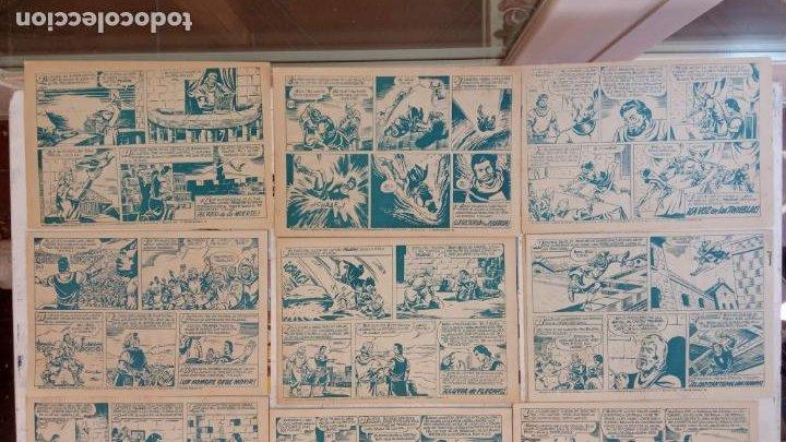 Tebeos: EL CAPITÀN TRUENO ORIGINAL AÑO 1956 COMPLETA Y SUELTA 1 AL 618 - VER TODAS LAS PORTADAS, MUY BUENA - Foto 117 - 204841075