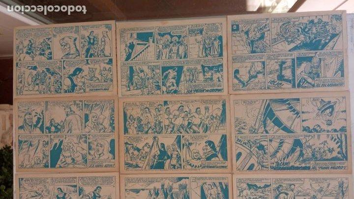 Tebeos: EL CAPITÀN TRUENO ORIGINAL AÑO 1956 COMPLETA Y SUELTA 1 AL 618 - VER TODAS LAS PORTADAS, MUY BUENA - Foto 165 - 204841075