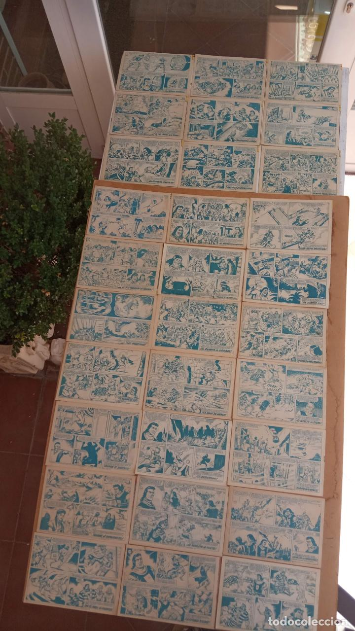 Tebeos: EL CAPITÀN TRUENO ORIGINAL AÑO 1956 COMPLETA Y SUELTA 1 AL 618 - VER TODAS LAS PORTADAS, MUY BUENA - Foto 174 - 204841075
