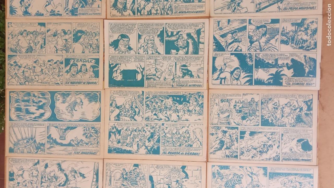 Tebeos: EL CAPITÀN TRUENO ORIGINAL AÑO 1956 COMPLETA Y SUELTA 1 AL 618 - VER TODAS LAS PORTADAS, MUY BUENA - Foto 177 - 204841075