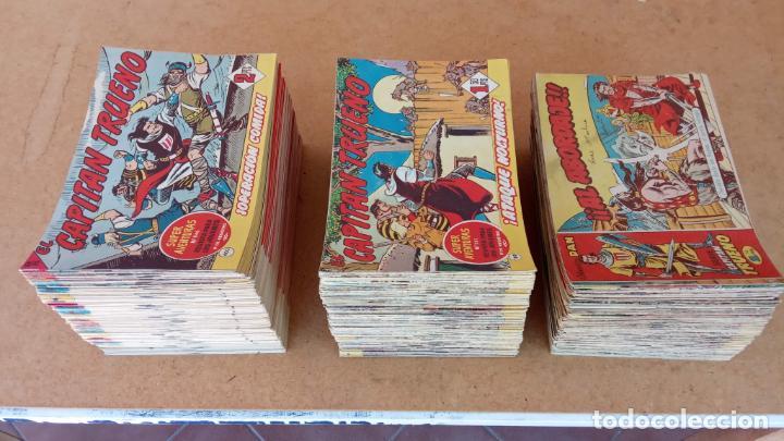 EL CAPITÀN TRUENO ORIGINAL AÑO 1956 COMPLETA Y SUELTA 1 AL 618 - VER TODAS LAS PORTADAS, MUY BUENA (Tebeos y Comics - Bruguera - Capitán Trueno)