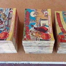 Tebeos: EL CAPITÀN TRUENO ORIGINAL 1956 COMPLETA, SUELTA 1 A 618 - MUY BUENA,VER PORTADAS. Lote 204841075