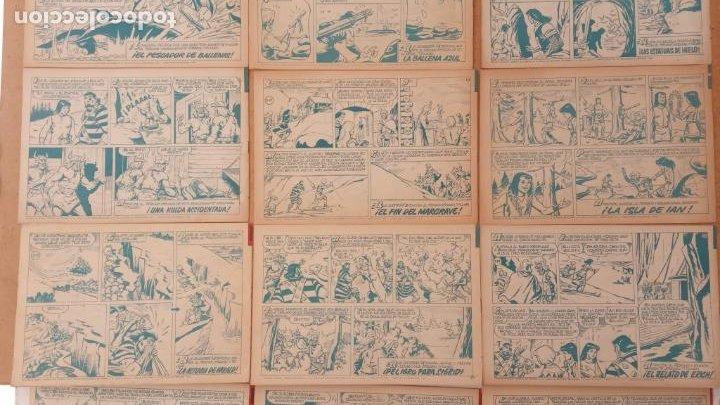 Tebeos: EL CAPITÀN TRUENO ORIGINAL AÑO 1956 COMPLETA Y SUELTA 1 AL 618 - VER TODAS LAS PORTADAS, MUY BUENA - Foto 240 - 204841075