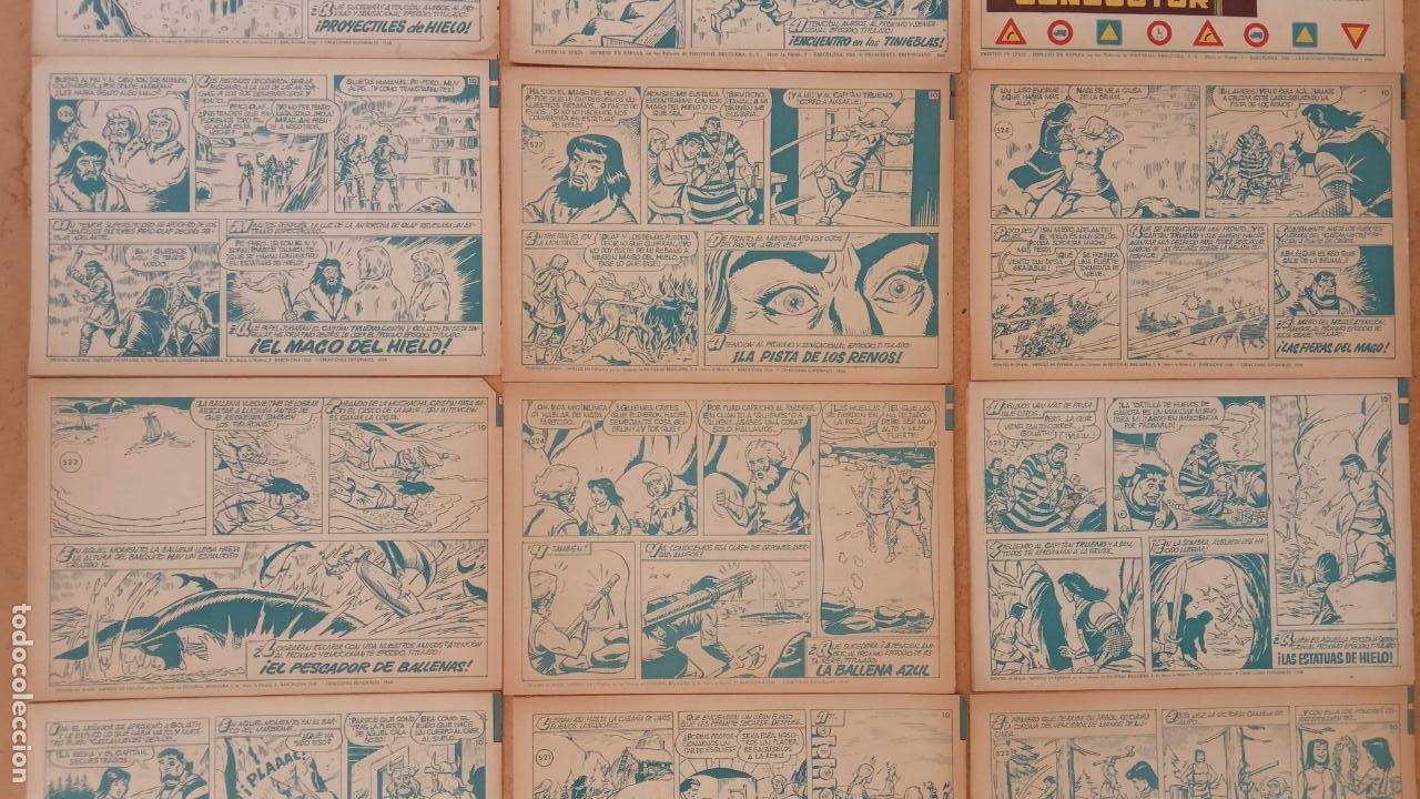Tebeos: EL CAPITÀN TRUENO ORIGINAL AÑO 1956 COMPLETA Y SUELTA 1 AL 618 - VER TODAS LAS PORTADAS, MUY BUENA - Foto 241 - 204841075