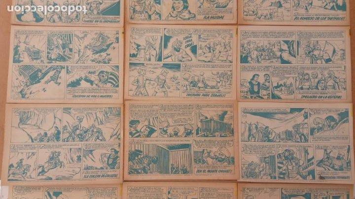 Tebeos: EL CAPITÀN TRUENO ORIGINAL AÑO 1956 COMPLETA Y SUELTA 1 AL 618 - VER TODAS LAS PORTADAS, MUY BUENA - Foto 270 - 204841075