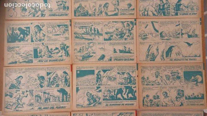Tebeos: EL CAPITÀN TRUENO ORIGINAL AÑO 1956 COMPLETA Y SUELTA 1 AL 618 - VER TODAS LAS PORTADAS, MUY BUENA - Foto 271 - 204841075