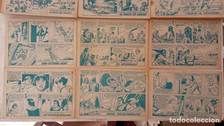 Tebeos: EL CAPITÀN TRUENO ORIGINAL AÑO 1956 COMPLETA Y SUELTA 1 AL 618 - VER TODAS LAS PORTADAS, MUY BUENA - Foto 276 - 204841075