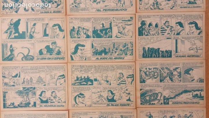 Tebeos: EL CAPITÀN TRUENO ORIGINAL AÑO 1956 COMPLETA Y SUELTA 1 AL 618 - VER TODAS LAS PORTADAS, MUY BUENA - Foto 278 - 204841075
