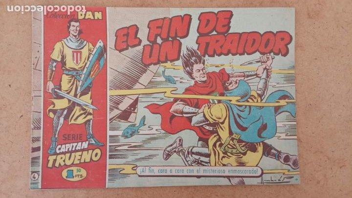 Tebeos: EL CAPITÀN TRUENO ORIGINAL AÑO 1956 COMPLETA Y SUELTA 1 AL 618 - VER TODAS LAS PORTADAS, MUY BUENA - Foto 288 - 204841075