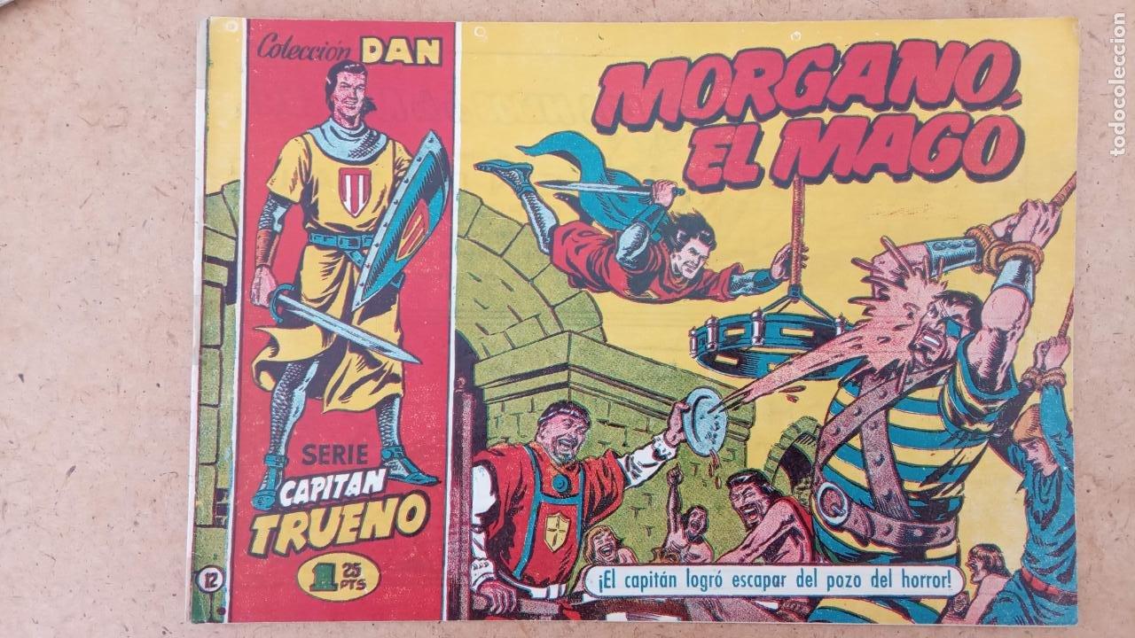 Tebeos: EL CAPITÀN TRUENO ORIGINAL AÑO 1956 COMPLETA Y SUELTA 1 AL 618 - VER TODAS LAS PORTADAS, MUY BUENA - Foto 298 - 204841075