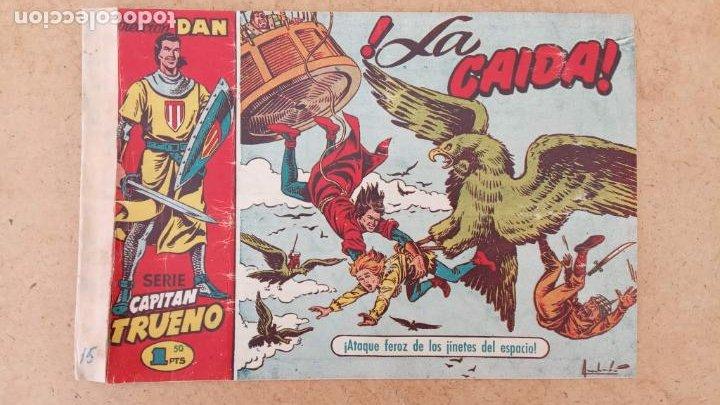 Tebeos: EL CAPITÀN TRUENO ORIGINAL AÑO 1956 COMPLETA Y SUELTA 1 AL 618 - VER TODAS LAS PORTADAS, MUY BUENA - Foto 302 - 204841075