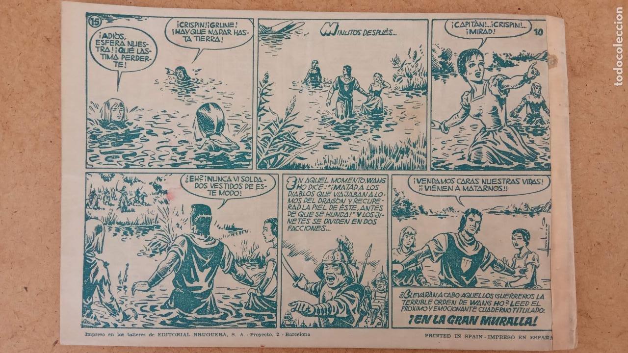 Tebeos: EL CAPITÀN TRUENO ORIGINAL AÑO 1956 COMPLETA Y SUELTA 1 AL 618 - VER TODAS LAS PORTADAS, MUY BUENA - Foto 303 - 204841075