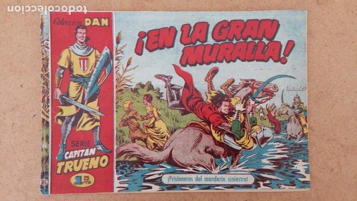 Tebeos: EL CAPITÀN TRUENO ORIGINAL AÑO 1956 COMPLETA Y SUELTA 1 AL 618 - VER TODAS LAS PORTADAS, MUY BUENA - Foto 304 - 204841075