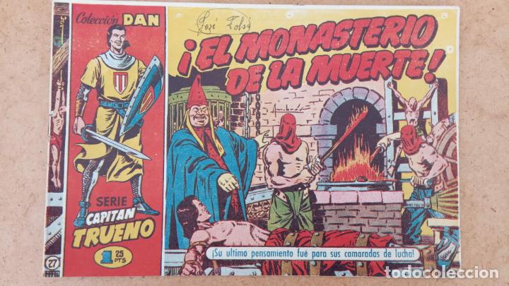 Tebeos: EL CAPITÀN TRUENO ORIGINAL AÑO 1956 COMPLETA Y SUELTA 1 AL 618 - VER TODAS LAS PORTADAS, MUY BUENA - Foto 317 - 204841075