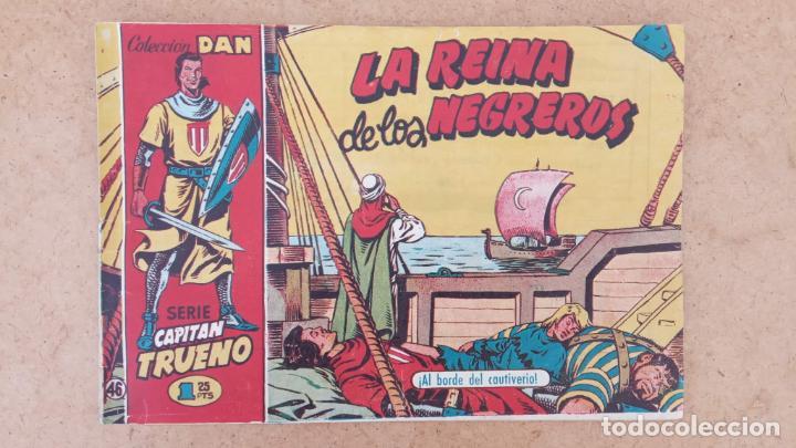 Tebeos: EL CAPITÀN TRUENO ORIGINAL AÑO 1956 COMPLETA Y SUELTA 1 AL 618 - VER TODAS LAS PORTADAS, MUY BUENA - Foto 339 - 204841075