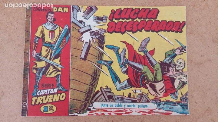 Tebeos: EL CAPITÀN TRUENO ORIGINAL AÑO 1956 COMPLETA Y SUELTA 1 AL 618 - VER TODAS LAS PORTADAS, MUY BUENA - Foto 348 - 204841075