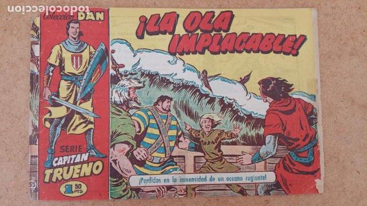 Tebeos: EL CAPITÀN TRUENO ORIGINAL AÑO 1956 COMPLETA Y SUELTA 1 AL 618 - VER TODAS LAS PORTADAS, MUY BUENA - Foto 349 - 204841075