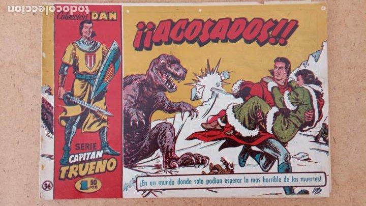 Tebeos: EL CAPITÀN TRUENO ORIGINAL AÑO 1956 COMPLETA Y SUELTA 1 AL 618 - VER TODAS LAS PORTADAS, MUY BUENA - Foto 352 - 204841075